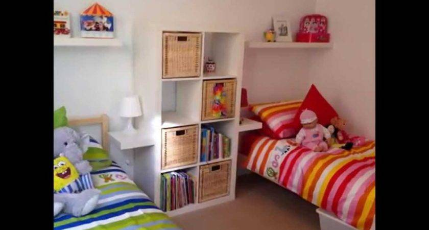 Boy Girl Shared Bedroom Ideas Youtube