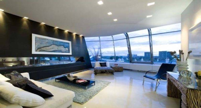 Breathtaking Penthouse Apartment Built Top Two