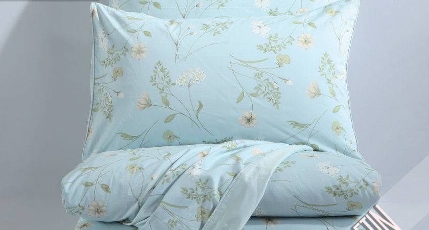 Brief Country French Style Egyptian Cotton Bedding Set