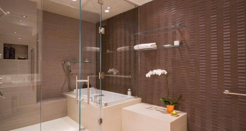 Brown Bathroom Designs Decorating Ideas Design
