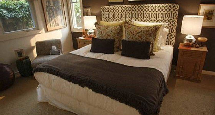 Brown Headboard Design Ideas