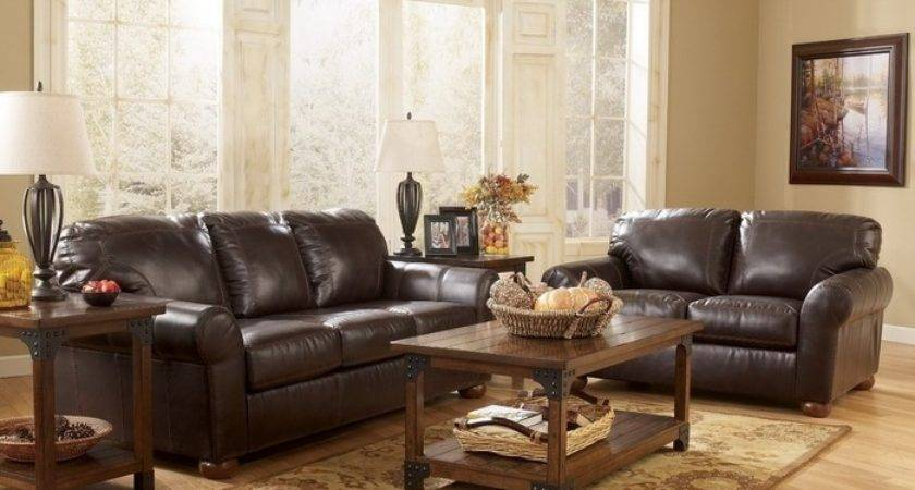 Brown Leather Sofa Living Room Ideas