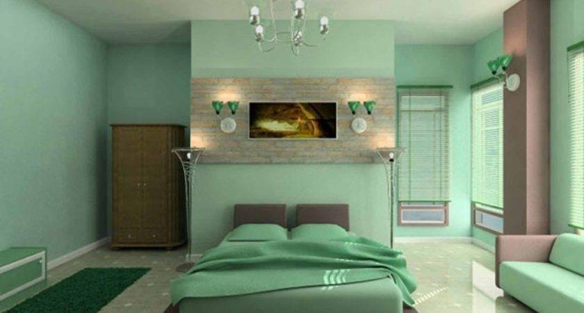 Brown Mint Green Living Room Home Decorations