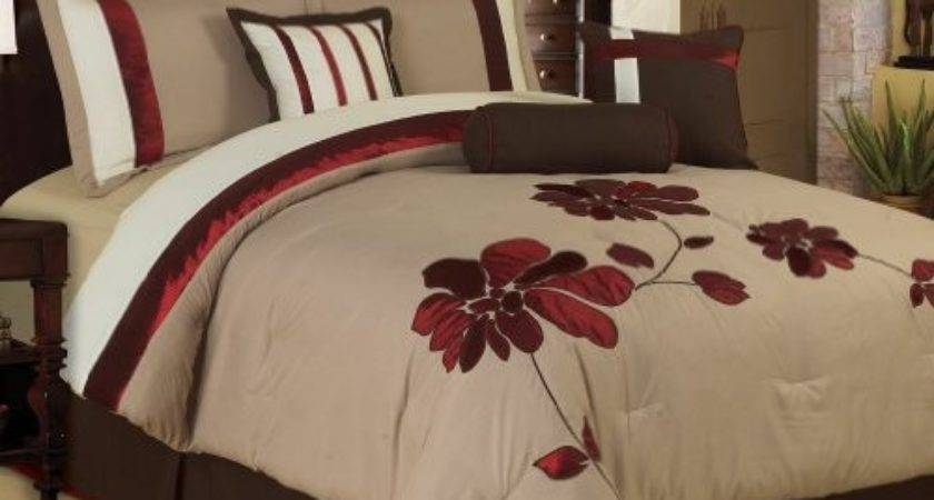 Brown Red Bedroom Ideas Fun Fashionable Home
