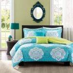 Brown Turquoise Bedding Sets Spillo Caves
