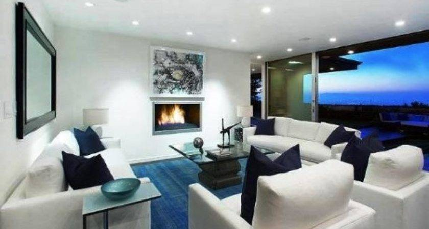 Bruno Mars Beautiful House Interior Design Style