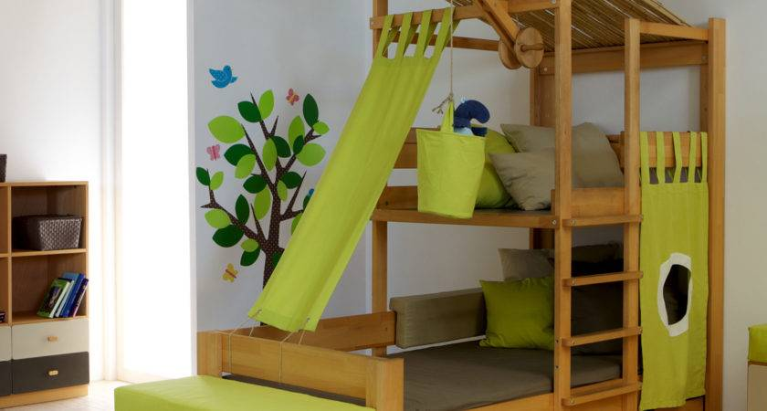 Bruno Treehouse Bed Breuyn Shop