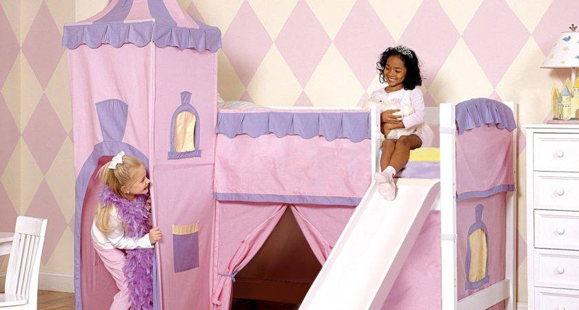 Build Your Own Cool Bunk Beds Slides Atzine