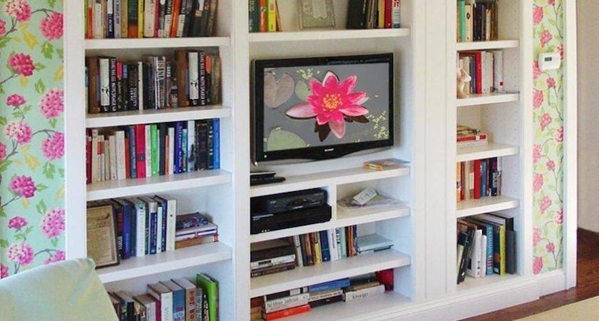 Built Bookshelves Design Ideas Home Trendy