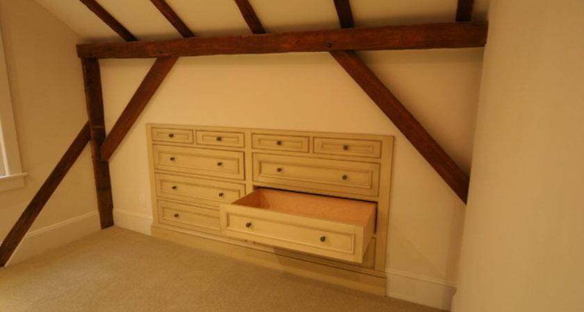 Built Dresser Cabinet Traditional Bedroom