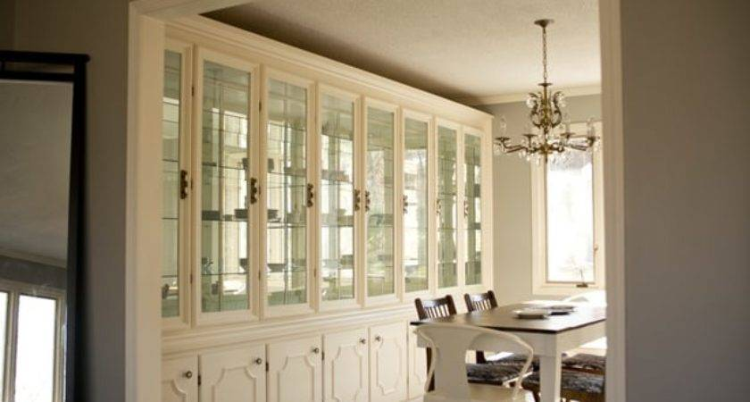 Built Ins Pinterest Dining Room Cabinets