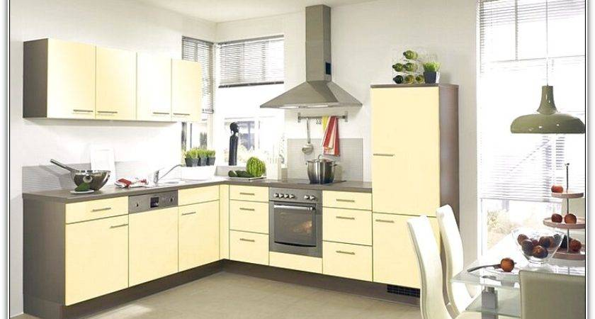 Butter Yellow Kitchen Cabinets Home Design Ideas