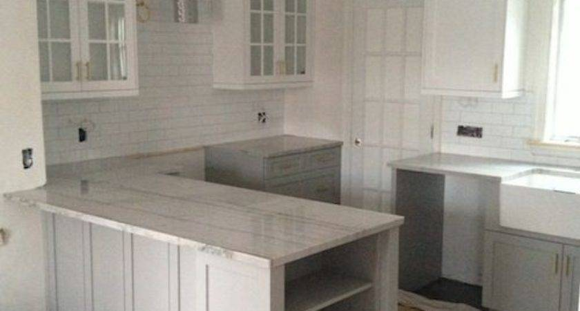 Cabinets Painted Cape May Cobblestone Benjamin Moore