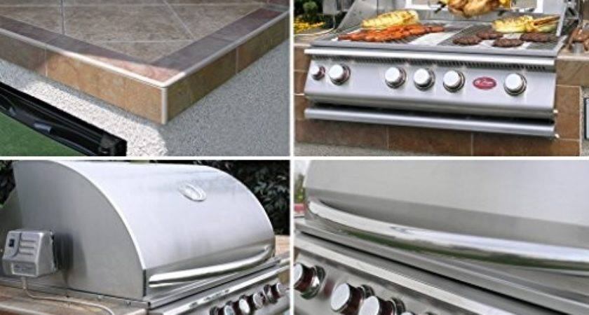 Cal Flame Outdoor Kitchen Burner Barbecue Grill