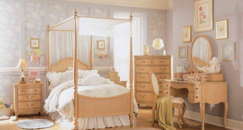 Calm Lavender Bedroom Wall Paint Feat Pleasant Wood Bed