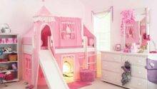 Castle Beds Girls Loft Plans
