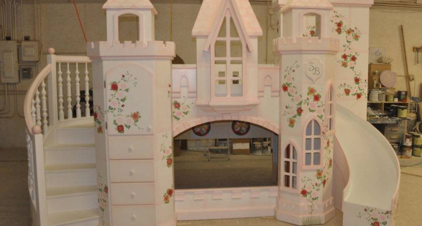 Castle Vicari Bunk Bed Themed Beds Tanglewood Design