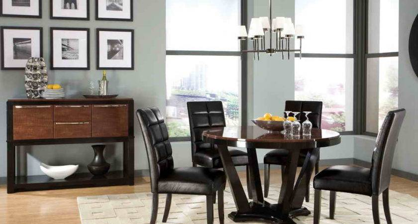 Casual Dining Room Ideas Wall Decor