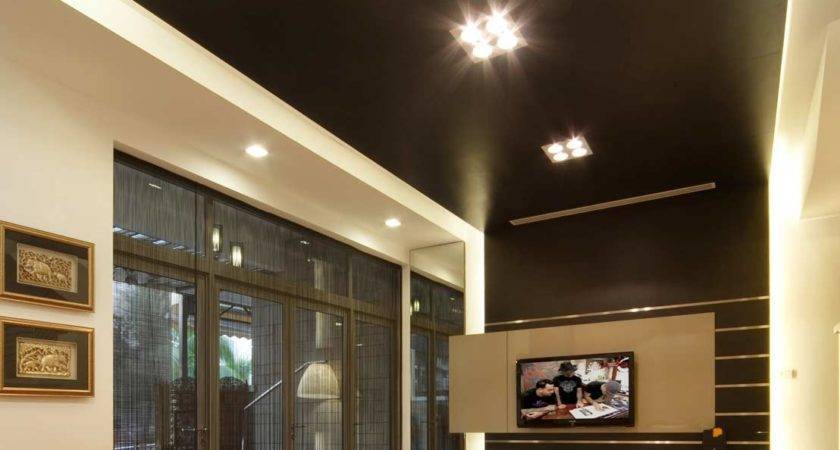 Ceiling Decorations Living Room Ideas