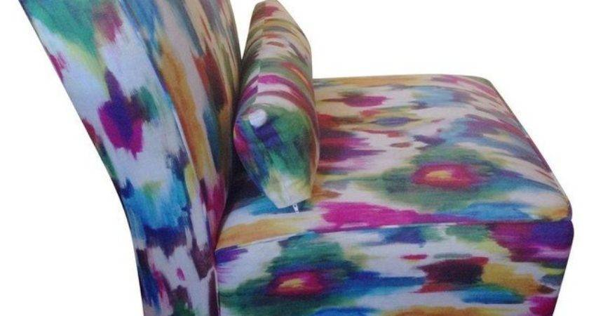 Chairs Amusing Multi Colored Accent