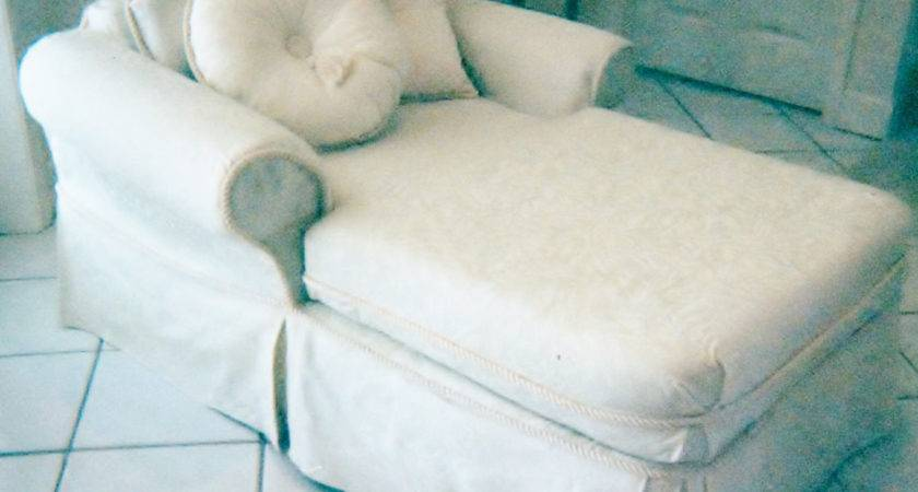 Chaise Lounge Awesome Slipcover