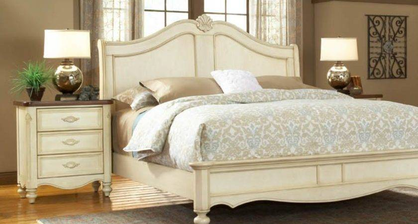 Chateau Piece Bedroom Set Sleigh Bed Dcg Stores