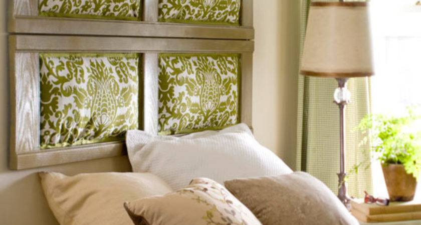 Cheap Chic Diy Headboard Ideas Home Appliance