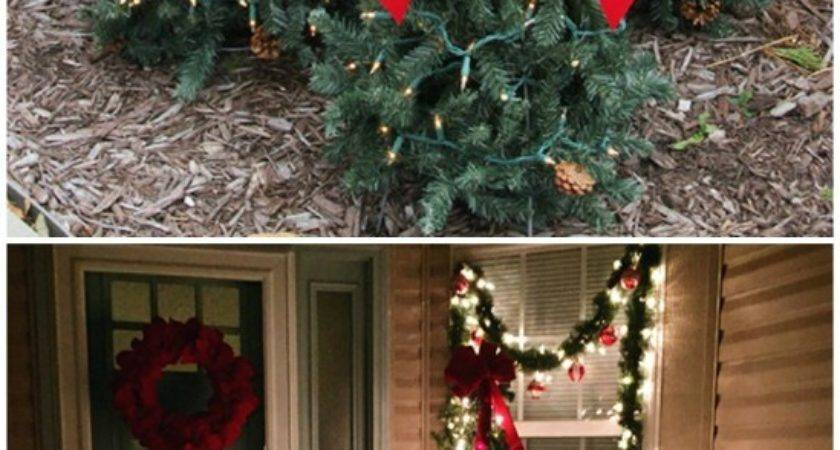 Cheap Diy Outdoor Christmas Decorations