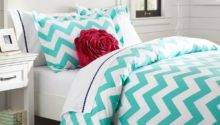 Chevron Duvet Cover Pool Contemporary Covers
