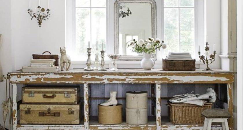 Chic Antique Blog January