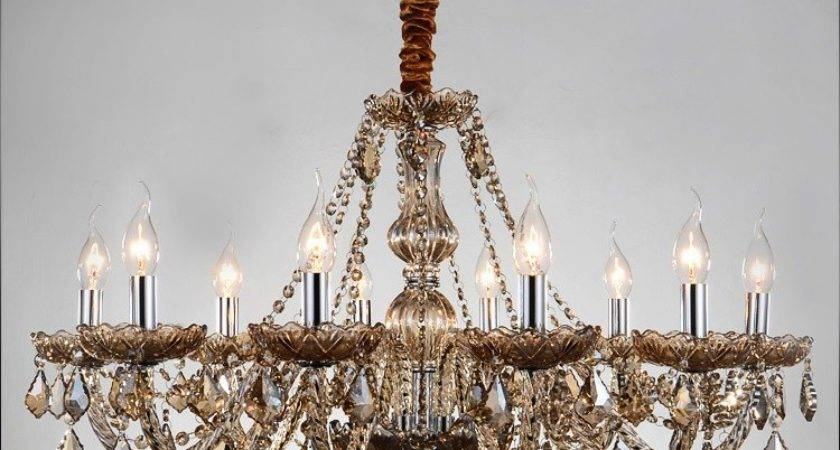 Chic Cheap Large Chandeliers Crystal