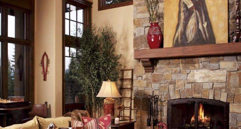 Chic Decor Ski Chalet Well Appointed House