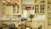 Chic Inviting French Country Kitchen Interiors