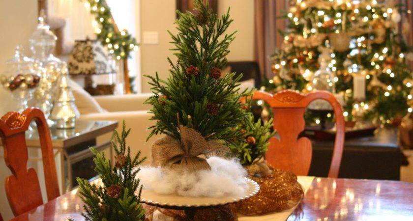 Chic Shoestring Decorating Christmas Home Tour