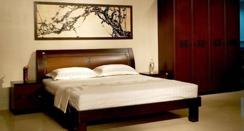 China New Classic Wooden Bedroom Furniture