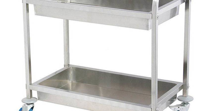 China Stainless Steel Cart Trolley