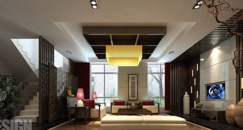 Chinese Japanese Other Oriental Interior Design