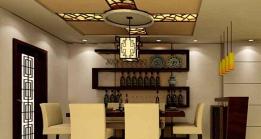 Chinese Style Tea Room Interior Design House