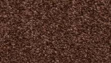 Chocolate Brown Action Backed Saxony Carpet Ecarpets