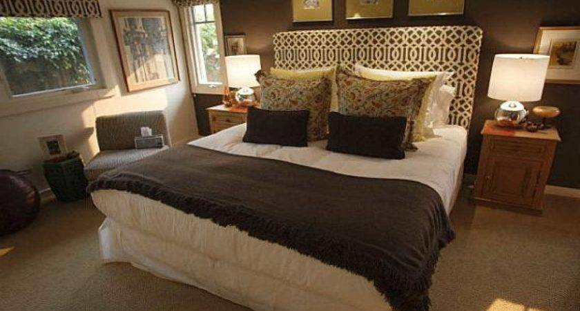 Chocolate Brown Bedroom Ideas Wall Paint