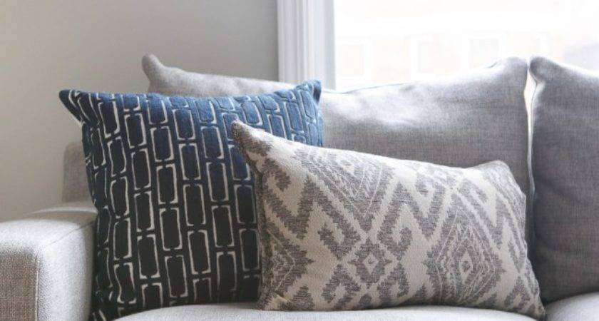Choose Best Throw Pillows Gray Couch