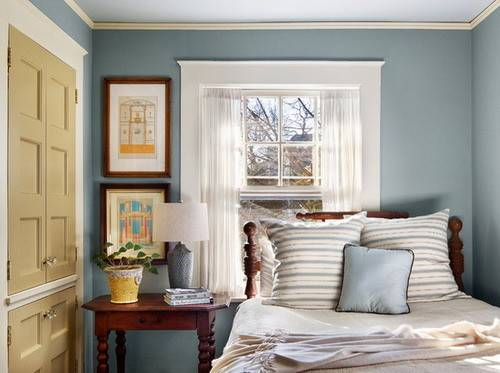 Choosing Best Paint Colors Small Bedrooms Home Barb Homes