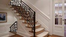 Choosing Perfect Stair Railing Design Style Dream