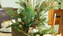 Christmas Centerpiece Budget Designed Decor