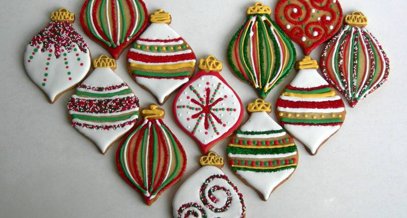 Christmas Cookie Collection Master Creation