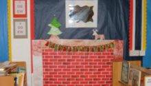 Christmas Fireplace Display Teaching Ideas