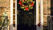 Christmas Front Door Decoration Ideas Instaloverz