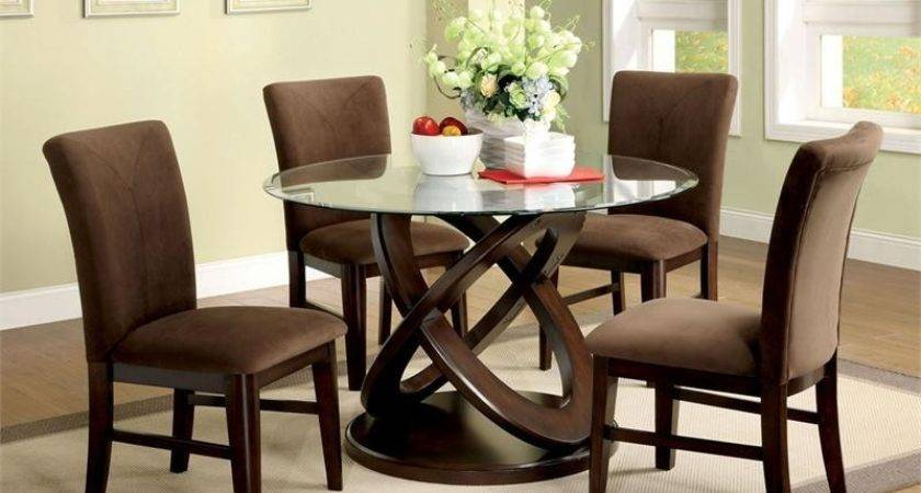 Circle Dining Room Table Unique Round
