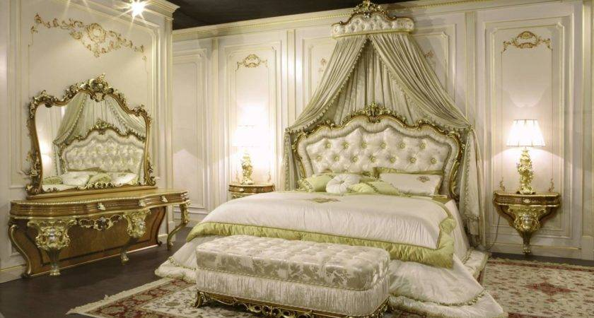 Classic Bedroom Furniture Baroque Art Vimercati