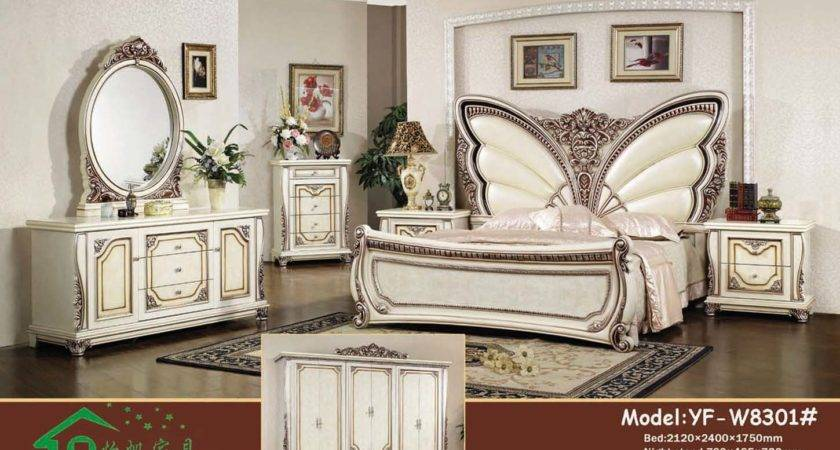 Classic Bedroom Furniture Raya